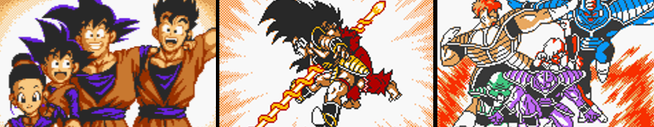 DBZ:LSW, your one and only stop for everything to do with Dragonball Z Legendary Super Warriors on the Gameboy Color